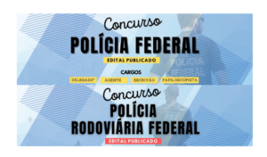 Preparatório para Concurso da Polícia Federal e Polícia Rodoviária Federal
